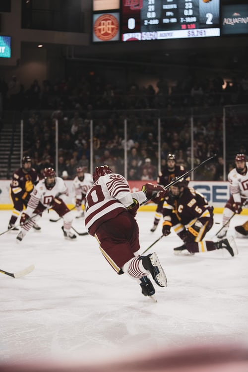 How Was Ice Hockey Invented?